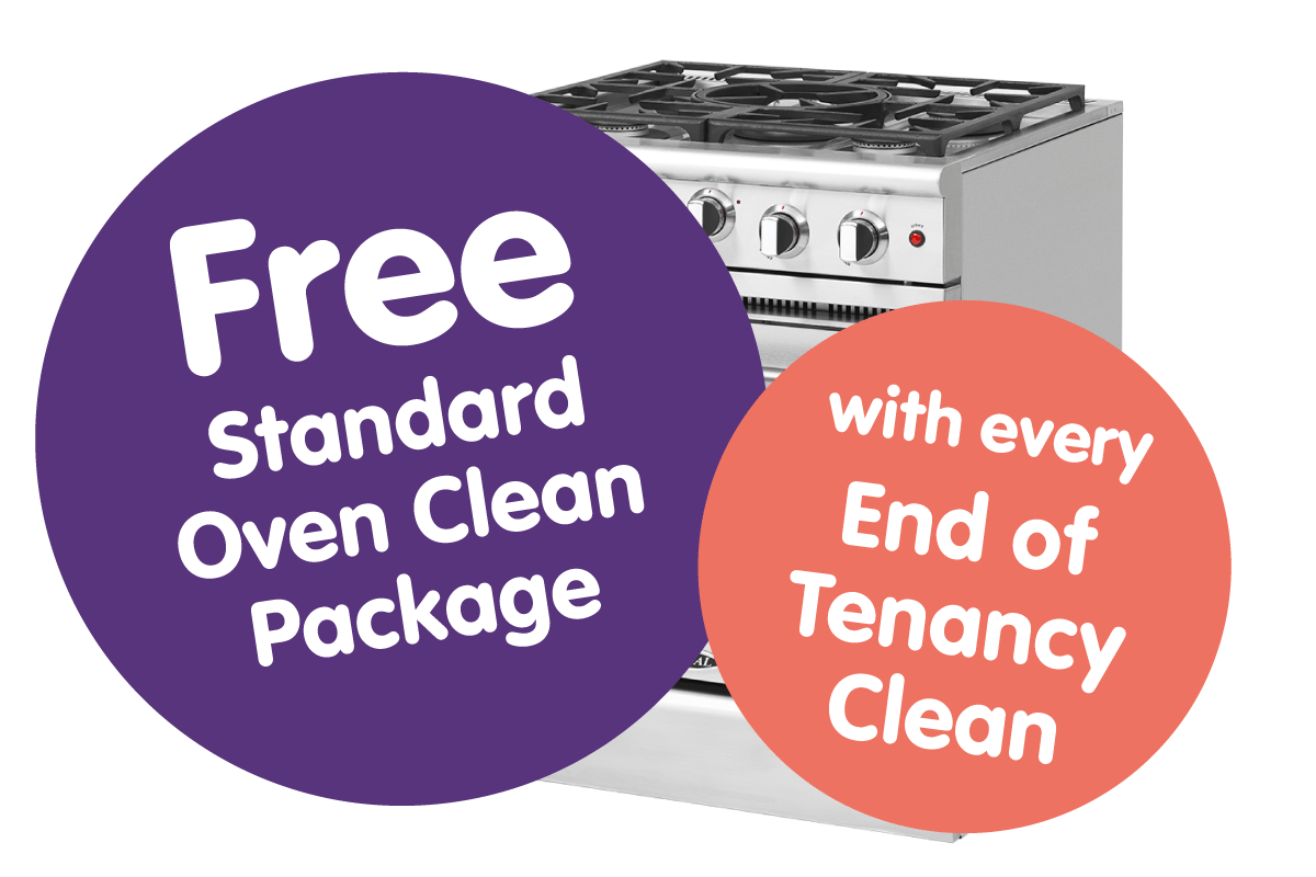 Free Oven Clean