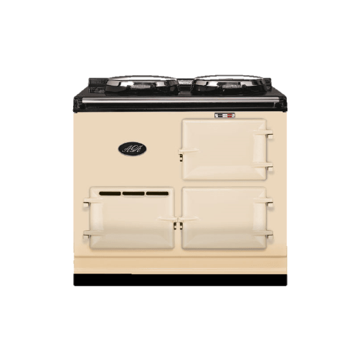 AGA 2 Oven Clean
