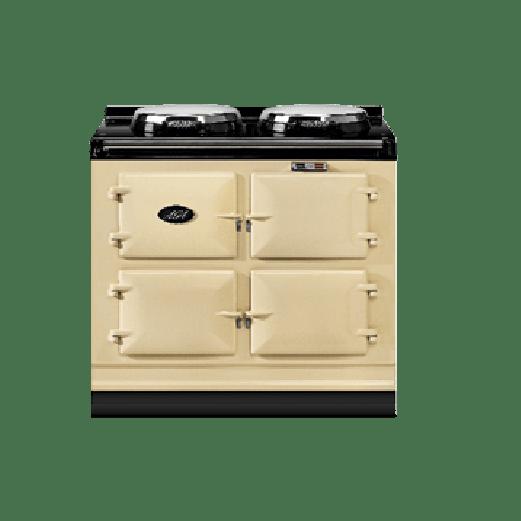 AGA 3 Oven Clean