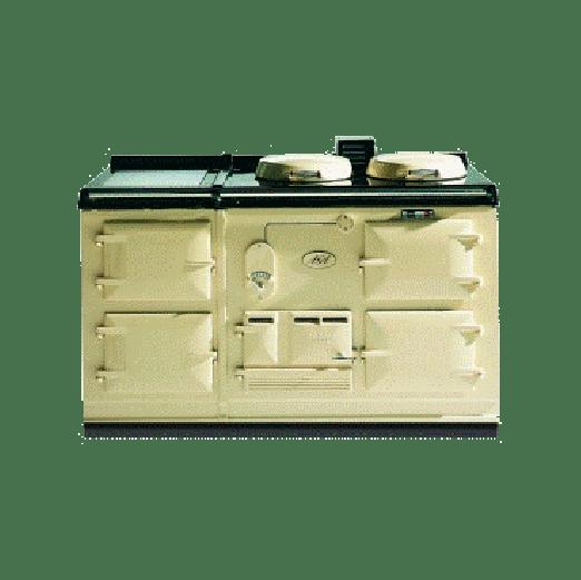 AGA 4 Oven Clean