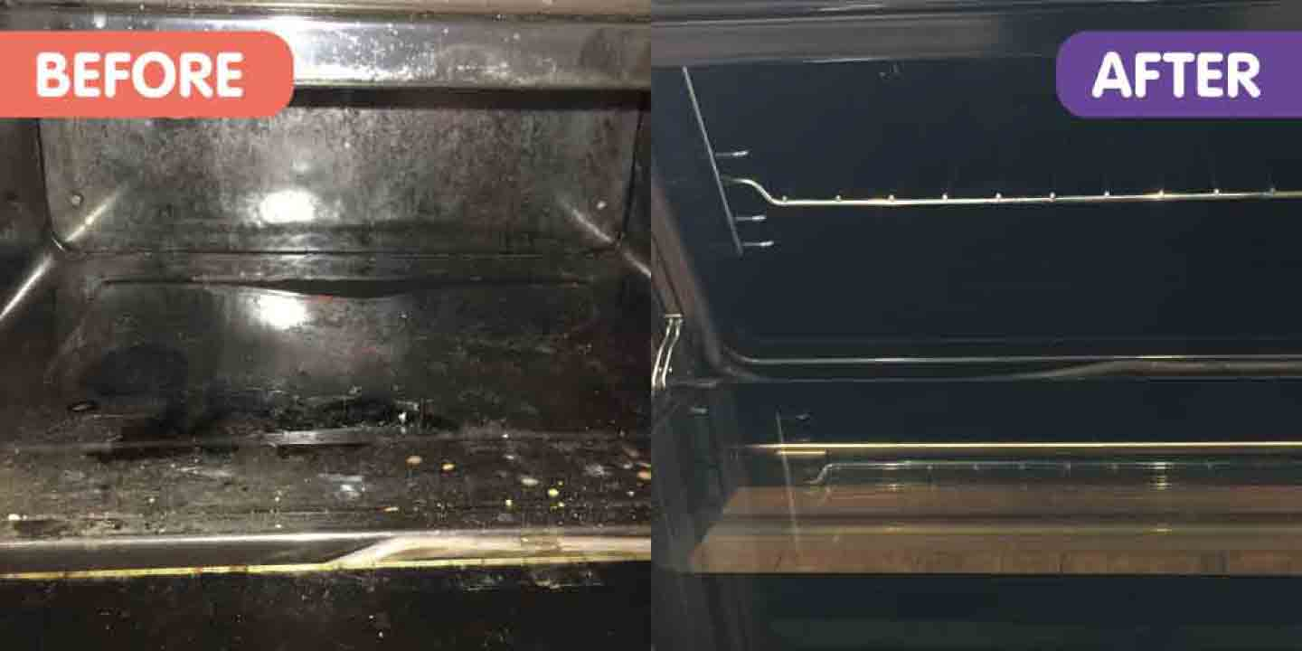 Oven Cleaning Crystal Palace
