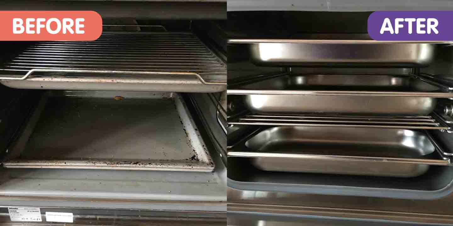 Oven Clean in Crystal Palace